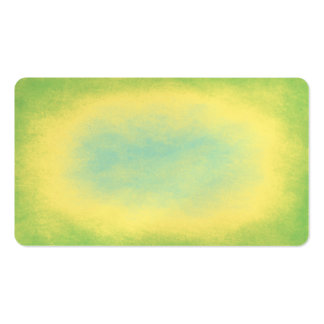 Green, yellow and blue abstract texture business card templates