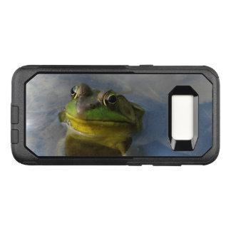 Green Yellow Frog Animal OtterBox Galaxy S8 Case