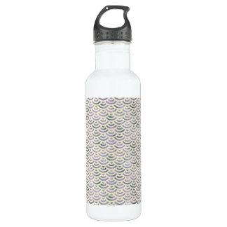 Green Yellow Mermaid Pastel 710 Ml Water Bottle