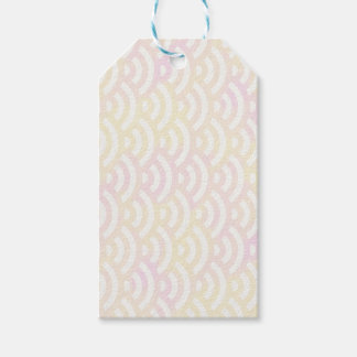 Green Yellow Mermaid Pastel Gift Tags