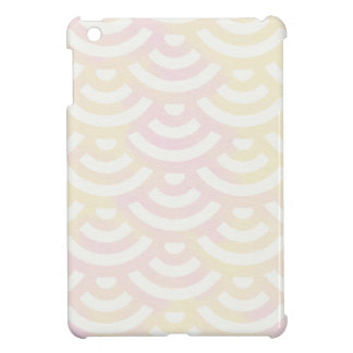 Green Yellow Mermaid Pastel iPad Mini Cases