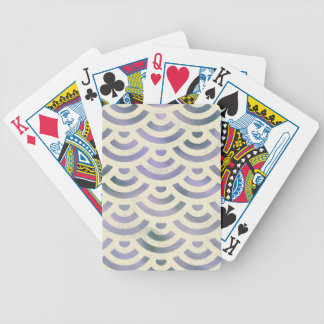 Green Yellow Mermaid Pastel Poker Deck