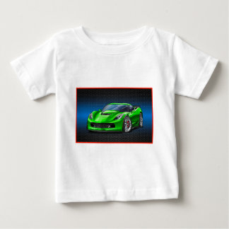 Green_Z06 Baby T-Shirt