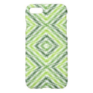 Green Zig Zag iPhone 8/7 Case