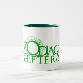 Green Zodiac Shifter Mug