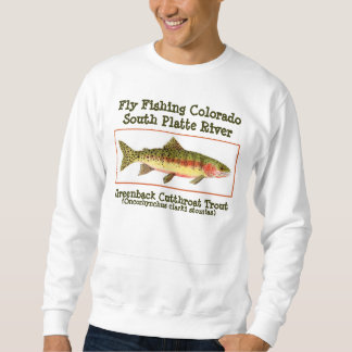 Greenback Cutthroat Trout Sweatshirt