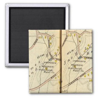 Greenburg, New York 6 Magnets