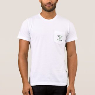 GreenCastle HorseShoes Club  Pocket T T-Shirt