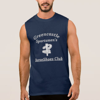 GreenCastle HorseShoes Club  Sleeveless Tee