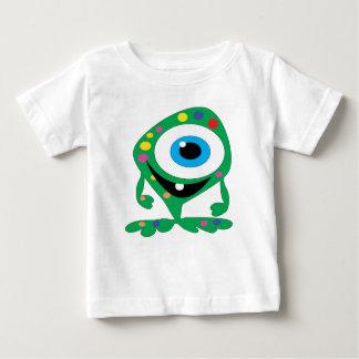 Greendot-Monster Baby T-Shirt