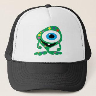 Greendot-Monster Trucker Hat