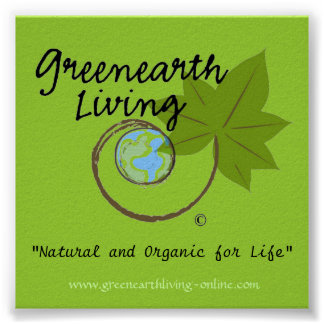 Greenearth Living Poster