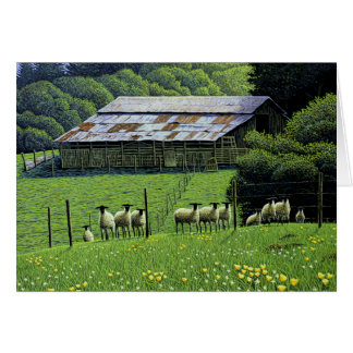 Greener Pastures Card