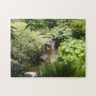 Greenery Waterfall Puzzle