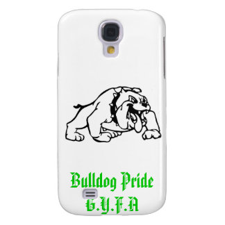 Greenfield Bulldogs Samsung Galaxy S4 Case