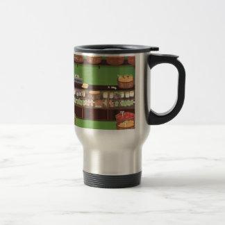 Greengrocer Shop 15 Oz Stainless Steel Travel Mug