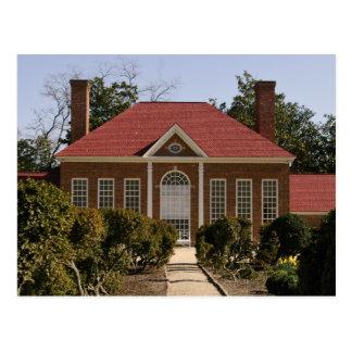 Greenhouse at Mount Vernon, Virginia Postcard