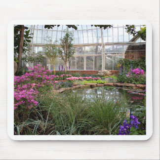 Greenhouse Glory Mouse Pad
