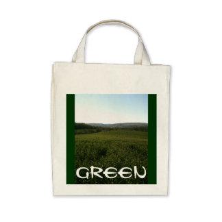 Greenie Organic Reusable Shopping Bag 03