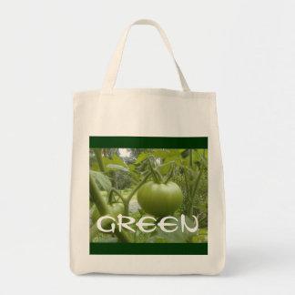 """Greenie"" Organic Reusable Shopping Bag 09"