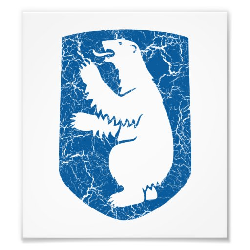 Greenland Coat Of Arms Photo Print