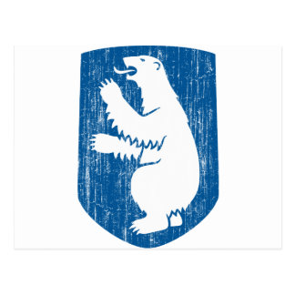 Greenland Coat Of Arms Postcard