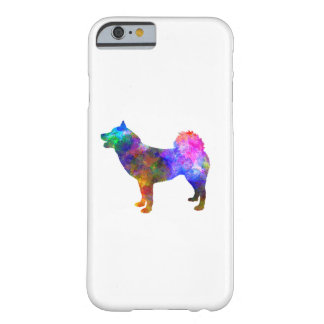 Greenland Dog in watercolor Barely There iPhone 6 Case