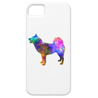 Greenland Dog in watercolor iPhone 5 Cover