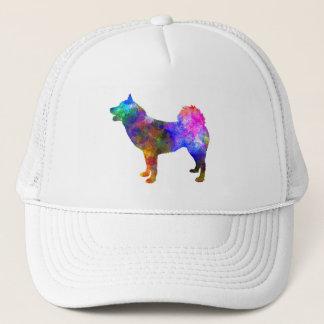 Greenland Dog in watercolor Trucker Hat
