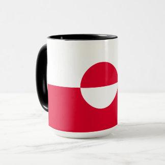 Greenland Flag Mug