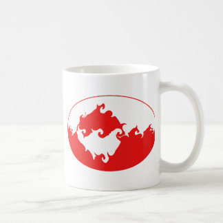 Greenland Gnarly Flag Mug