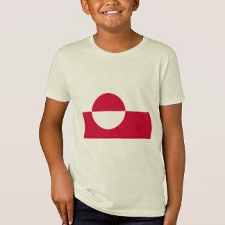 Greenland, Greenland flag T-Shirt