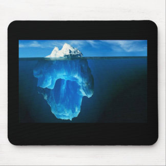Greenland Iceburg Mouse Pad
