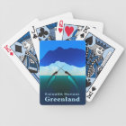 Greenland - Narwhal Bicycle Playing Cards