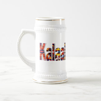Greenland The Land of Human Beings Beer Steins