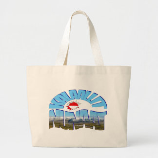 Greenland The Land of Human Beings Tote Bag