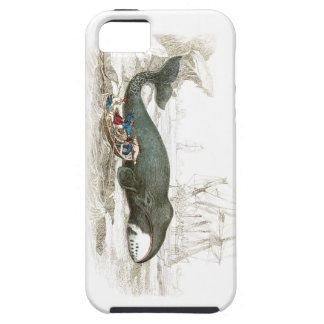 Greenland Whale #11 Whaling painting iPhone 5 Cover