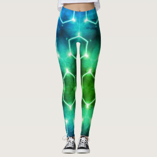 Greenleaf Electric Leggings