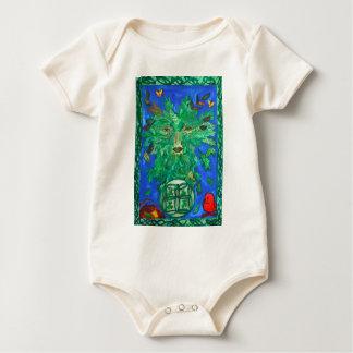 Greenman Baby Bodysuit