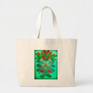 Greenman Canvas Bags