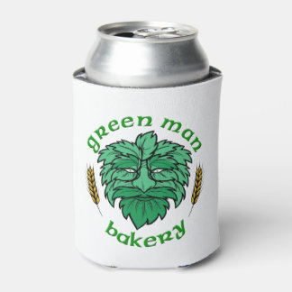 Greenman Bakery Can Coozie