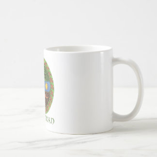 Greenman Basic White Mug