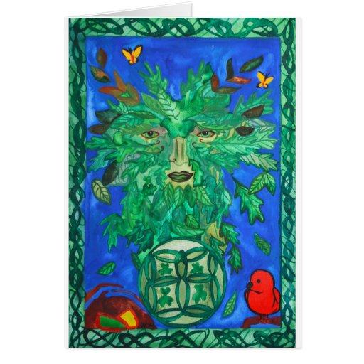 Greenman Cards