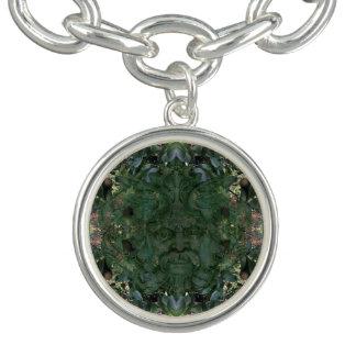 Greenman Charm Bracelet
