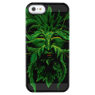 Greenman Clear iPhone SE/5/5s Case