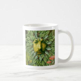 Greenman - Coffee Mug