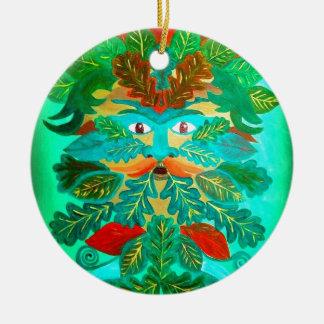 greenman christmas tree ornaments