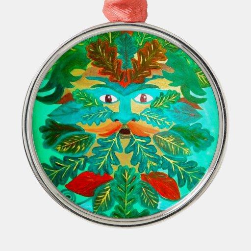greenman christmas ornaments