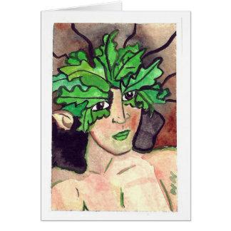 Greenman Greeting Cards
