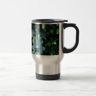 Greenman In the Leaves Coffee Mug